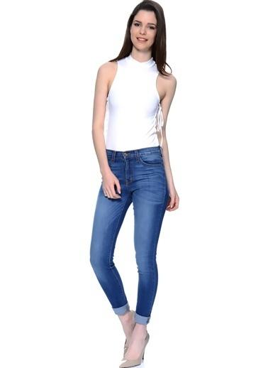 Glamorous Bluz Beyaz